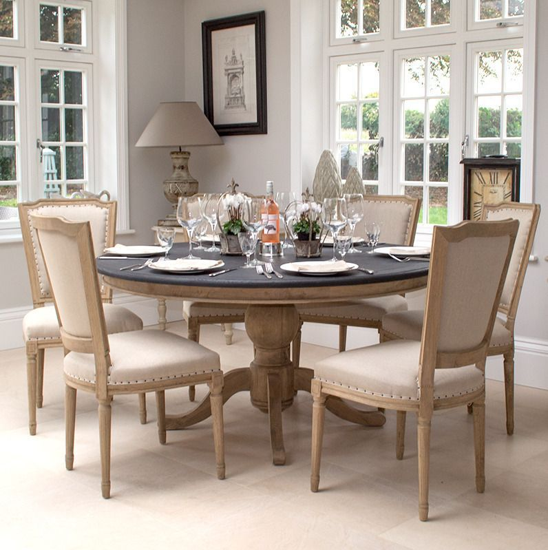 Belmont Oak Dining Table With Eaton Oak Dining Chairs La Residence Impressive Oak Dining Room Design Decoration