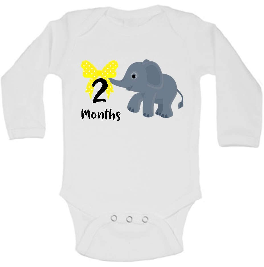 Elephant onesie elephant baby cute onesies chubby baby onesie africa baby little peanut animal baby onesie chubby baby animal onesie