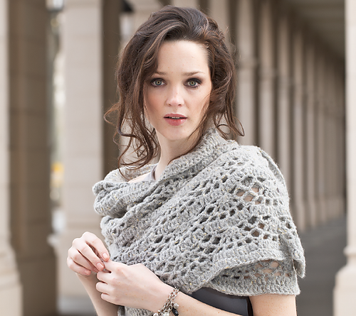 Ravelry Marquise Lace Scarf Pattern By Dmc Crochet Ideas