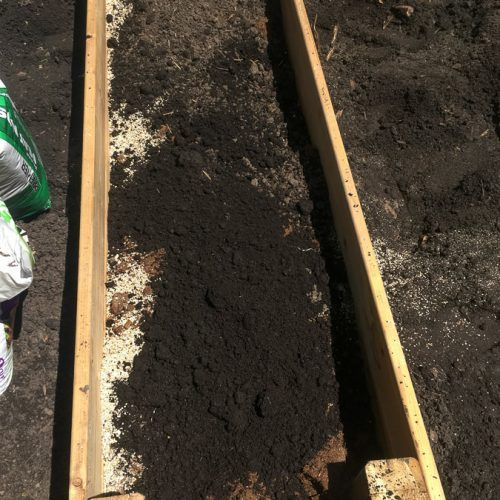 DIY Raised Garden Bed (and An Easy Soil Mixture Blend To