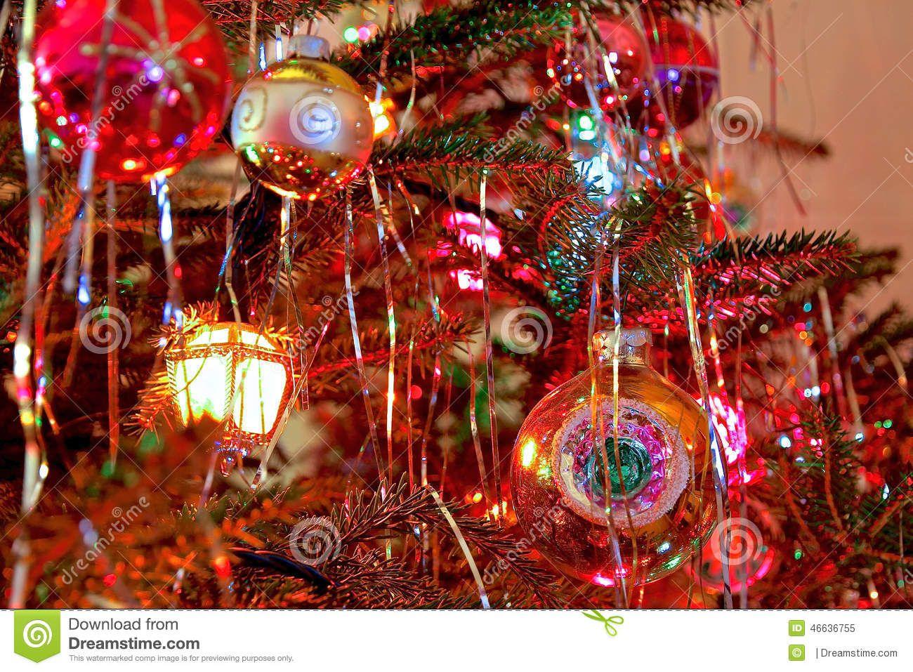 70s Christmas Tree Google Search
