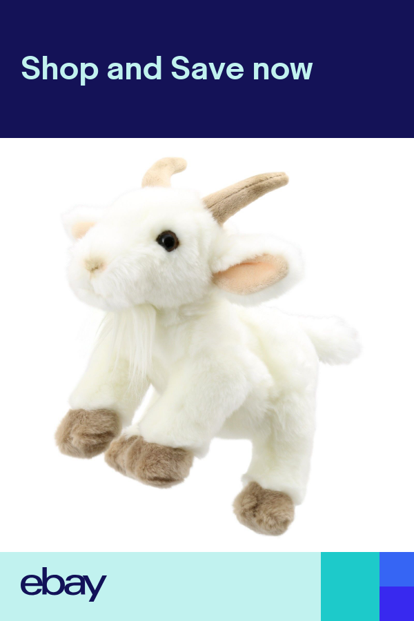 The Puppet Company Full Bodied Animal Puppets Goat The Puppet Company Animals Puppets