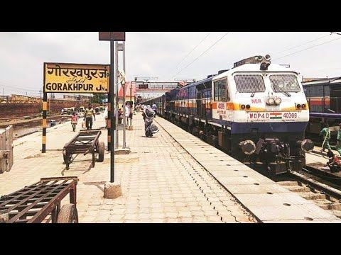 Outer Market of Gorakhpur Railway Junction, Gorakhpur Bazar, Gorakhpur railway station, gorakhpur