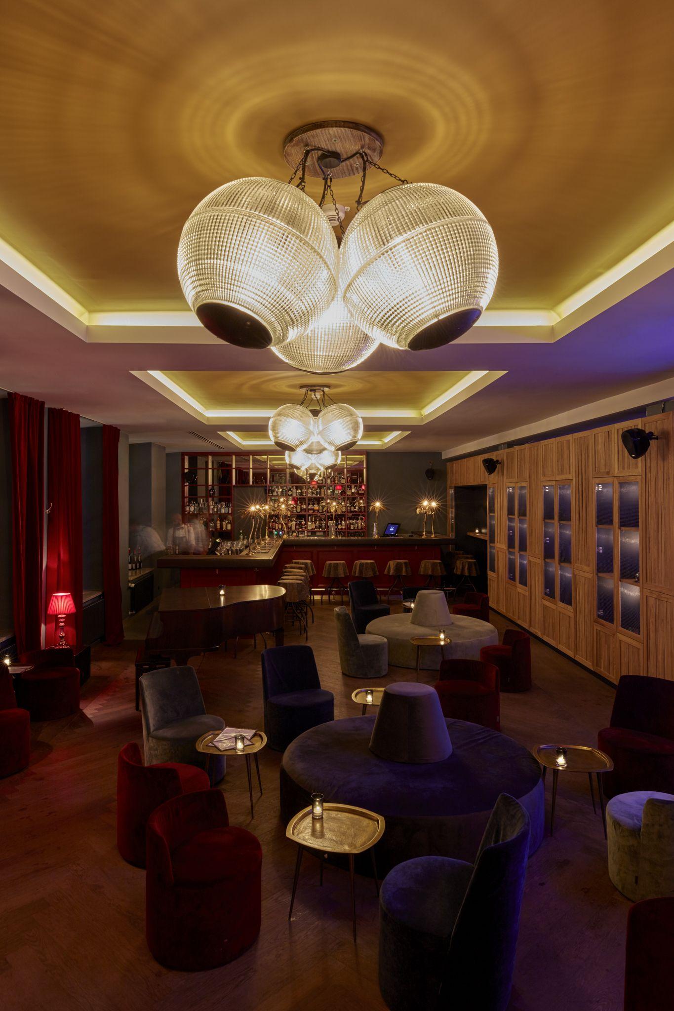 Boilerman Bar In Munchen