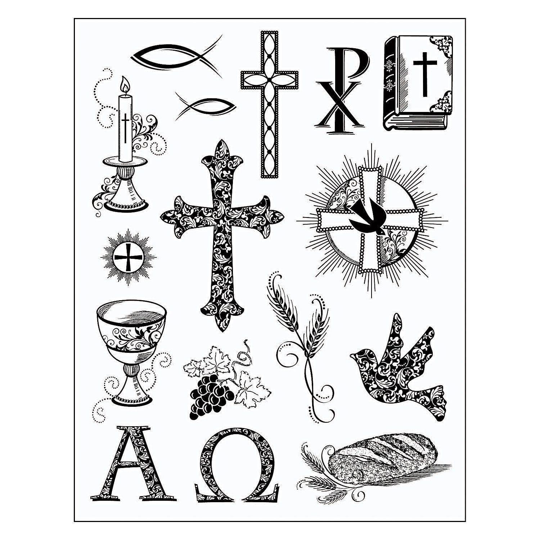 Firmung Symbole Zeichen