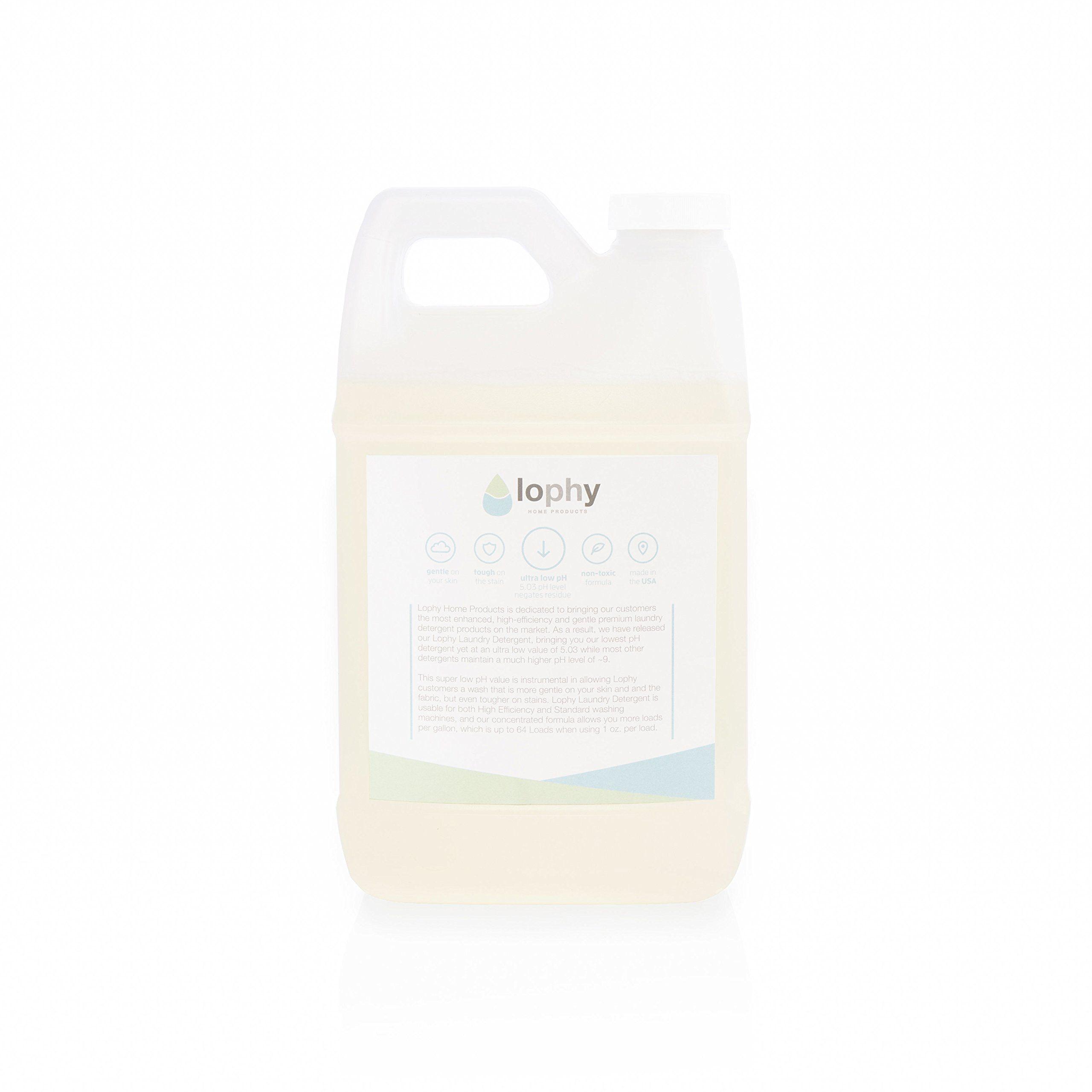 Lophy Low Ph Laundry Detergent Soap Free Detergent Soap