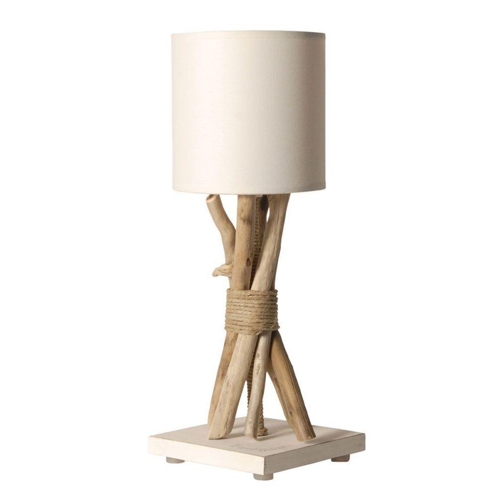 17 Agreable Abat Jour Bois Photos Lampe De Chevet Bois Lampe De