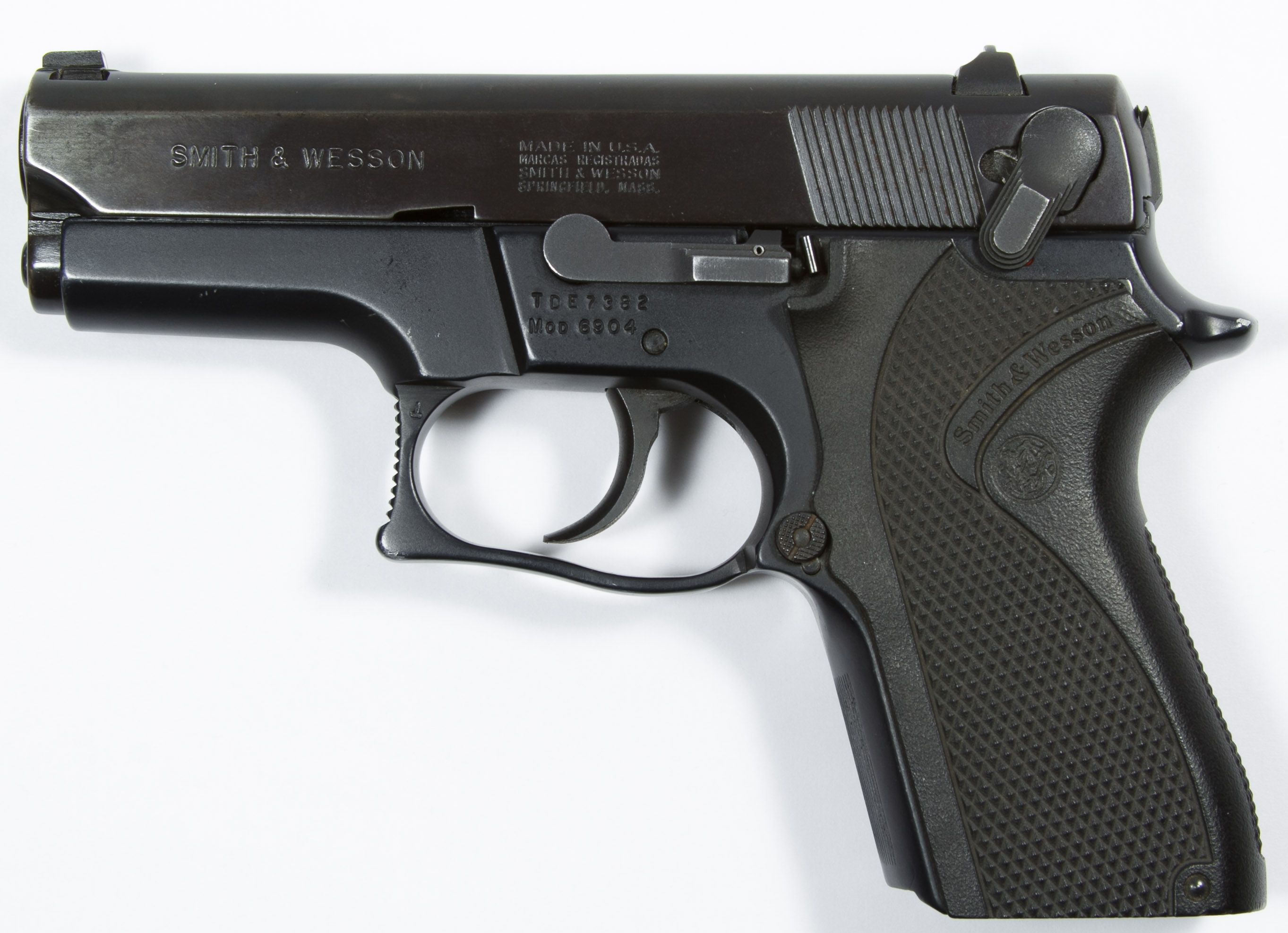 Lot 311: Smith & Wesson Model 6904 9mm Semi-Automatic Pistol (Serial ...