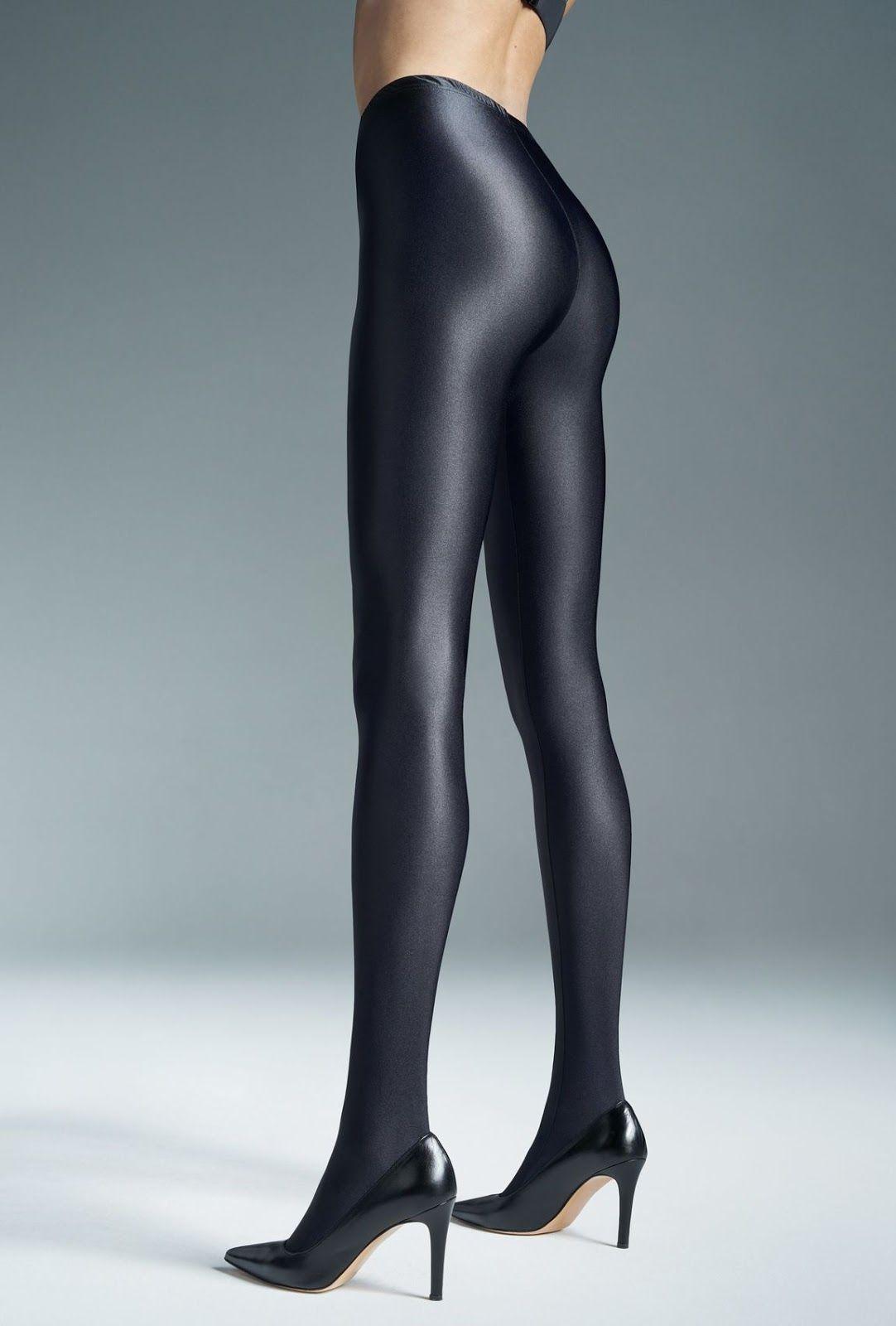 80ff8dc79196e Mantyhose Çorap Gatta Black Brillant High Gloss Tights | Style ...