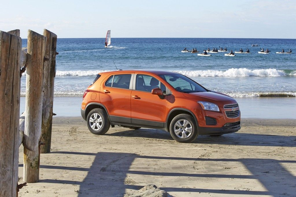 Get Some 2015 Chevrolet Trax Insight From Its Engineers Video