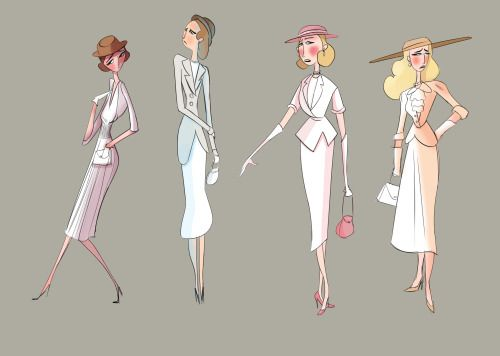 blanche dubois from a streetcar d desire character design  blanche dubois from a streetcar d desire