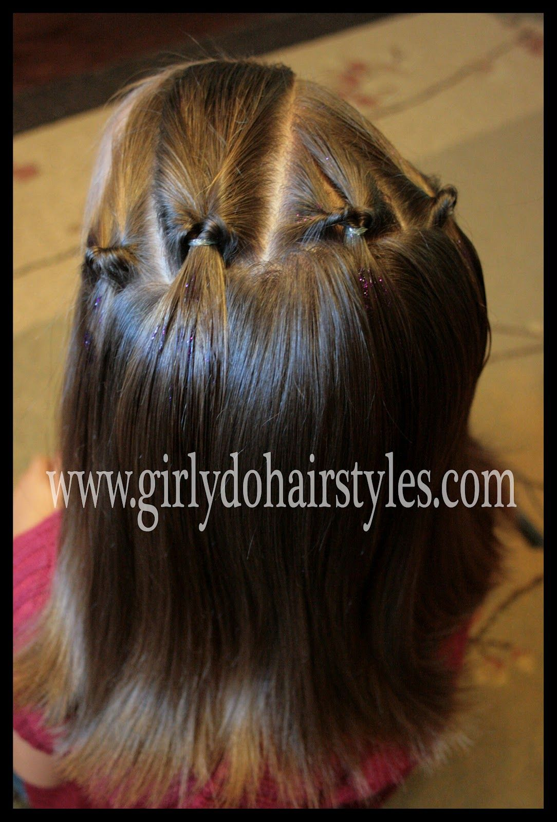 Girly dous by jennlots of little girl hairstyles for long hair