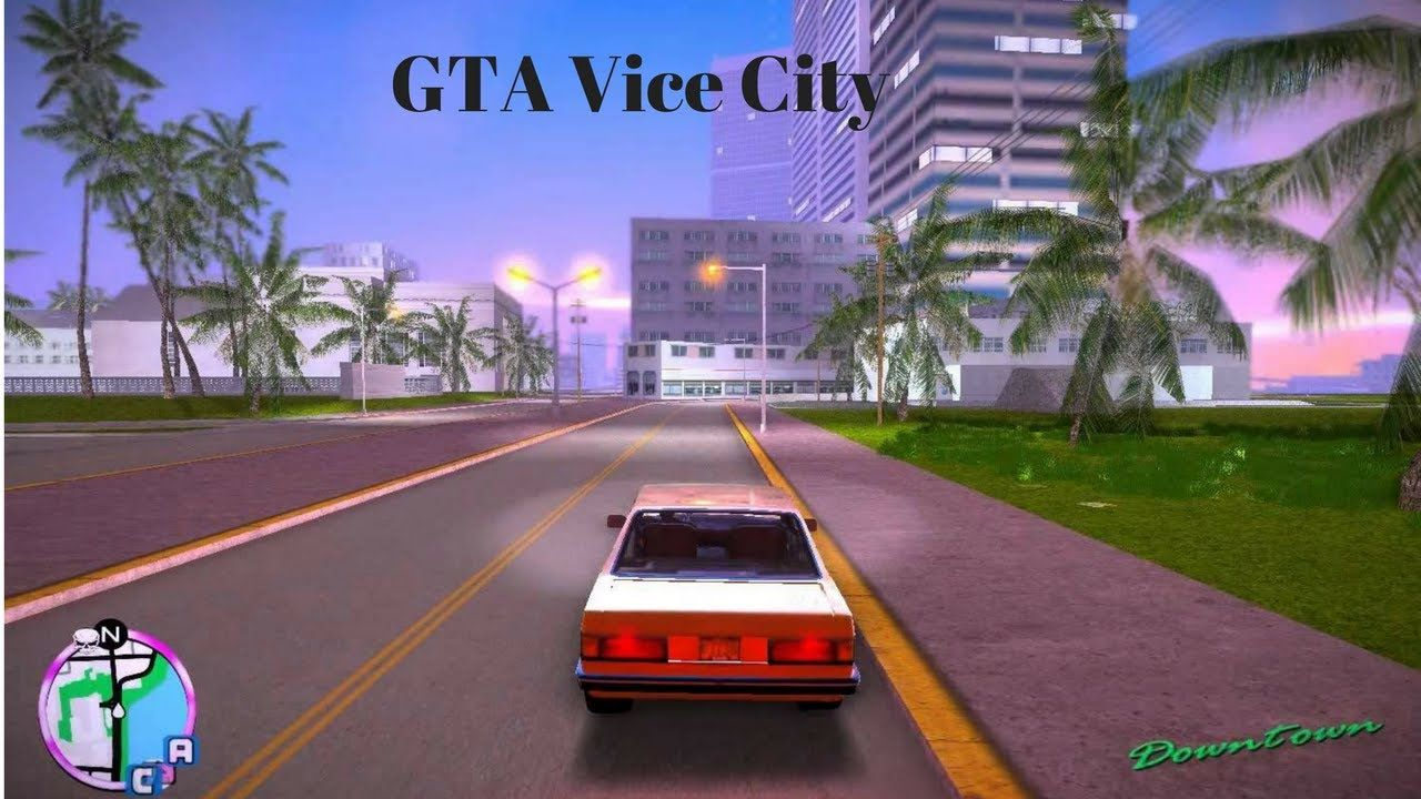Saturday Gaming 5 Grand Theft Auto Vice City Download Link
