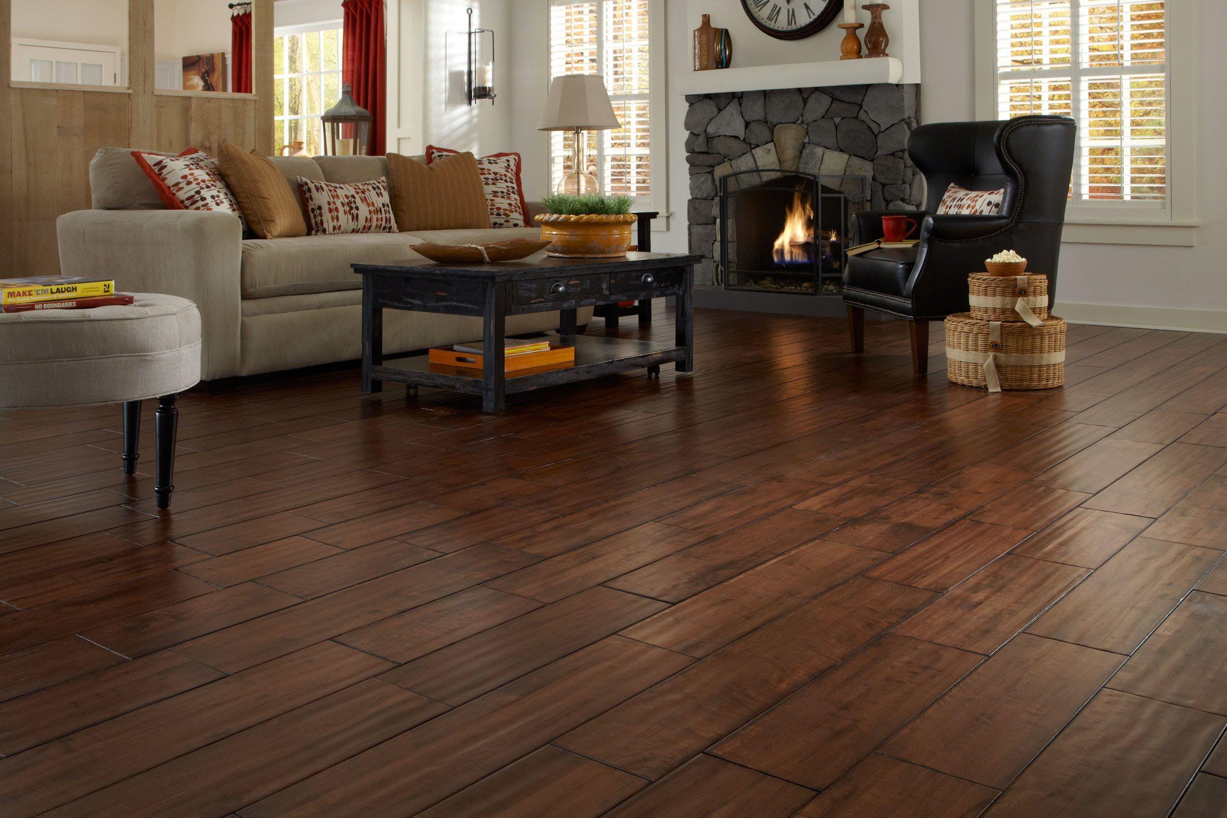 Pin By Marianna Patsfall On Basement Distressed Hardwood Floors
