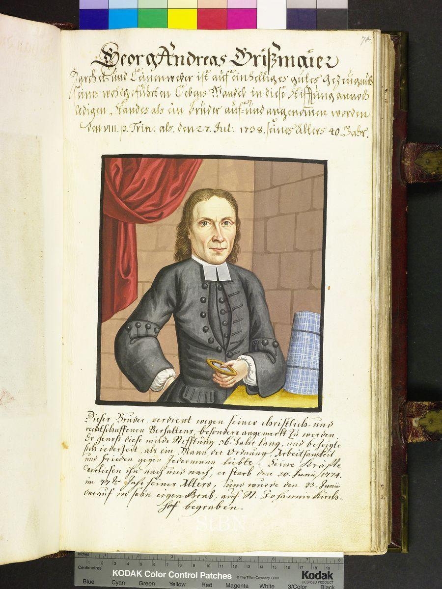 Amb. 279b.2° Folio 70 recto