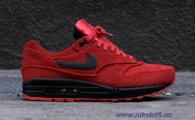 hot sales d68fd d02d8 NK512033-610 Nike Air Max 1 Premium Pimento Sale