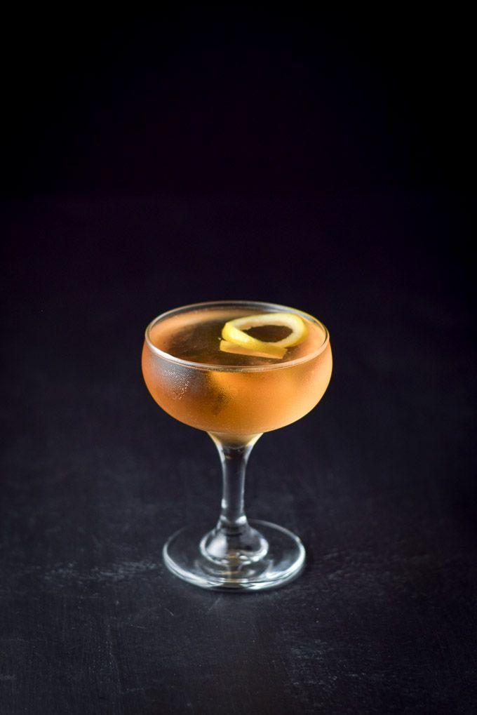 Excellent El Presidente Cocktail Fruity Rum Drinks Cocktail Liqueur Cocktail Drinks Alcoholic