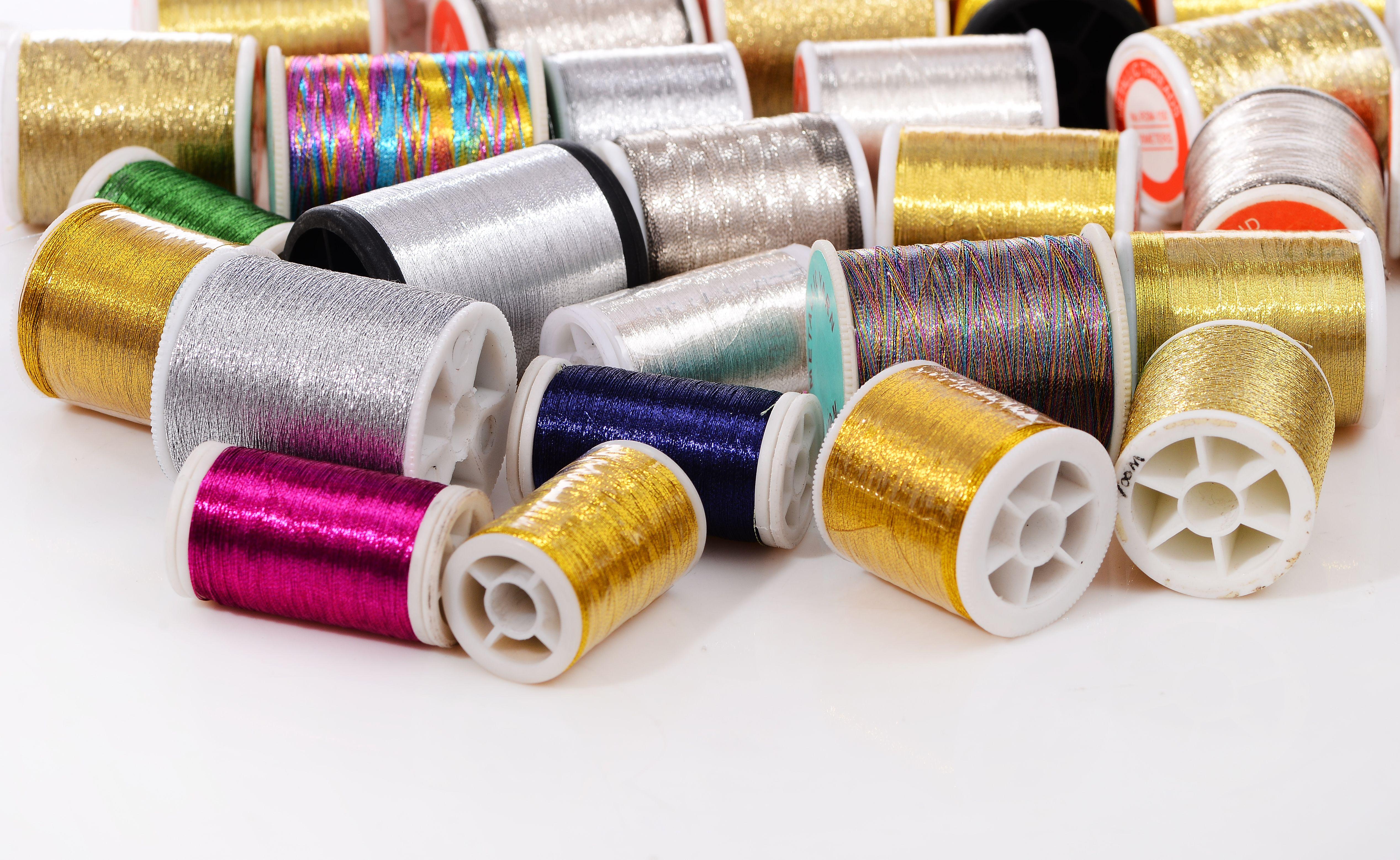 M/MS/MHS/MH/MX Type Lurex Metallic Yarn Metallic yarn