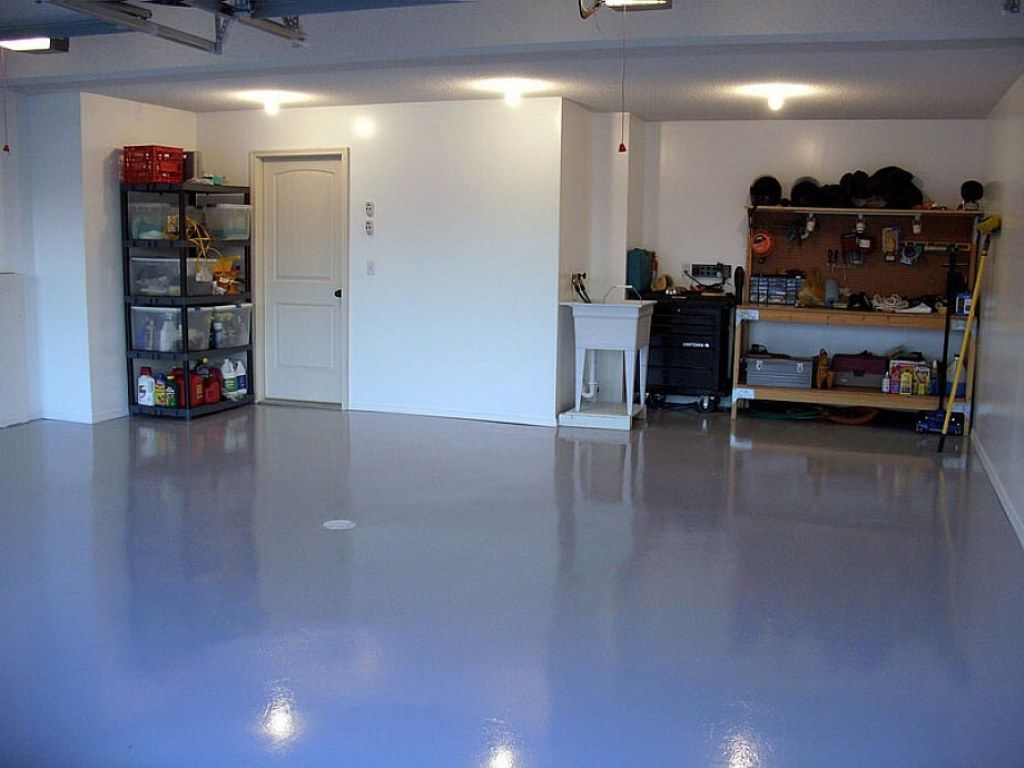 Painting Garage Floor Cost Best Flooring For Basement Basement