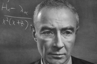 Oppenheimer Quote Now I Am Become Death The Destroyer Of Worlds'the Story Of .