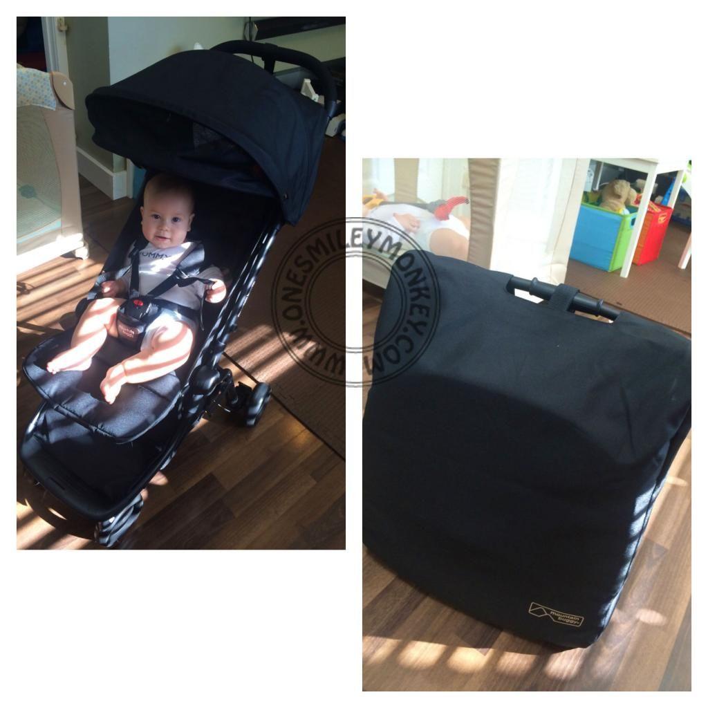 Mountain Buggy: Nano Travel Stroller {Review} | Travel stroller ...