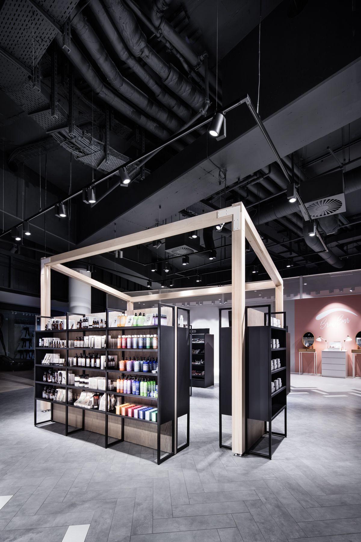 Mußler Beauty by Notino  Shop innenarchitektur