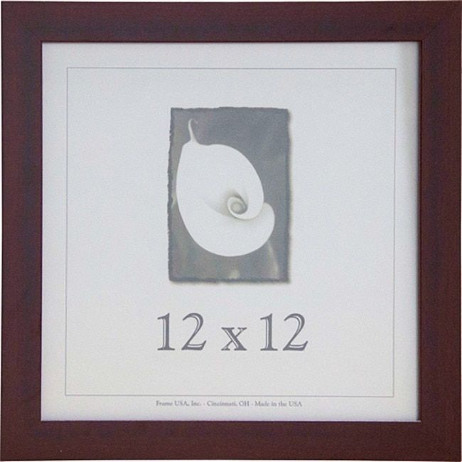 Corporate Picture Frame (12 x 12) (Black), Size 12x12 (Glass ...
