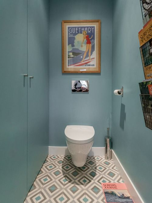 Awesome Idee Deco Wc Suspendu Gallery - lionsofjudah.us ...
