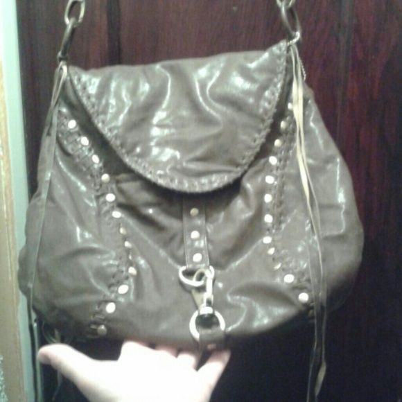 15f13c8217 Big Buddha Brown leather with cute tassel on each side could use as shoulder  bag or