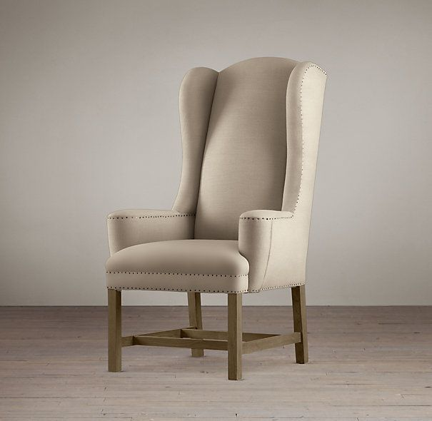 chair fabric upholstered dining chairs wingback chair desk chair