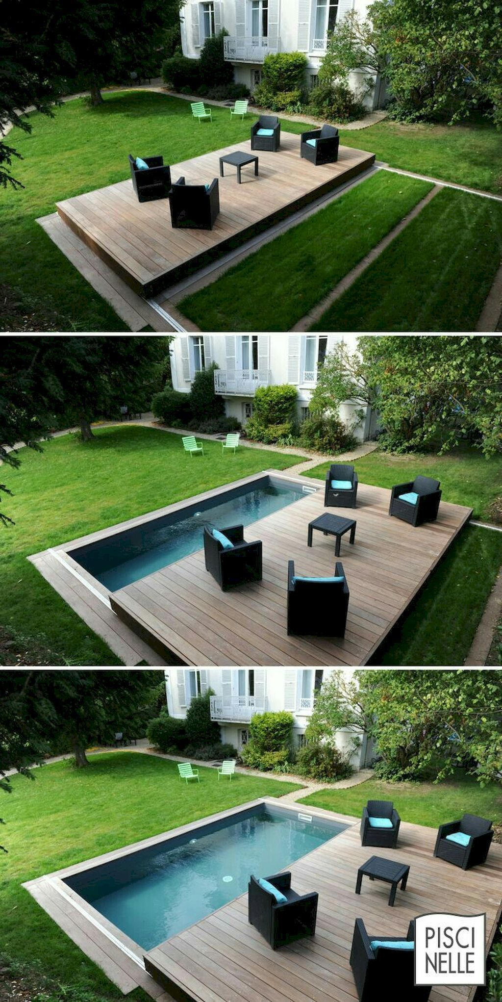 Gorgeous 88 Swimming Pool Ideas For A Small Backyard Https