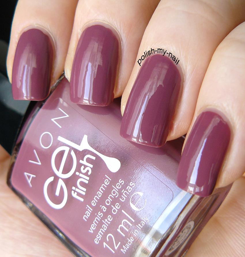 Avon Pink Nail Polish: Avon Nails, Avon Nail Polish E Avon
