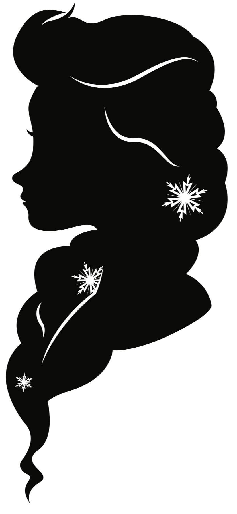 Elsa Frozen Disney High Definition Silhouettes Miss Mandee Disney Silhouette Art Disney Princess Silhouette Disney Silhouettes