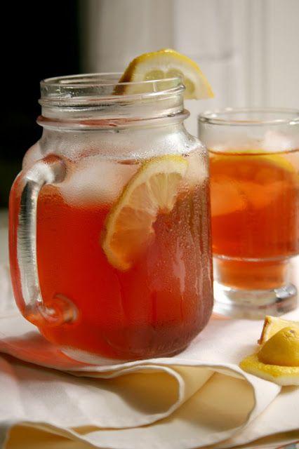 Lemon Iced Tea. Make your own iced tea, #order #tea #online on #teabox.com!