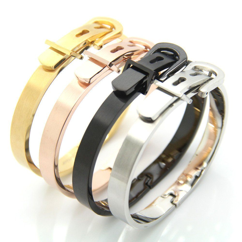 Brand bangle unisex womenmen jewelry wholesale colors real