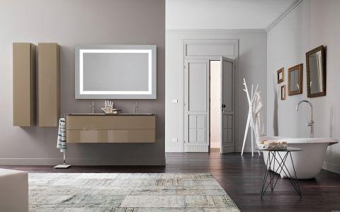 Meubles et table vasque Monolite 20 - ARTELINEA Meubles salles de