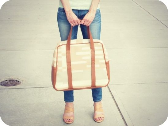 The Pendleton Weekender by Stephanie | Project | Sewing / Bags & Purses | Kollabora
