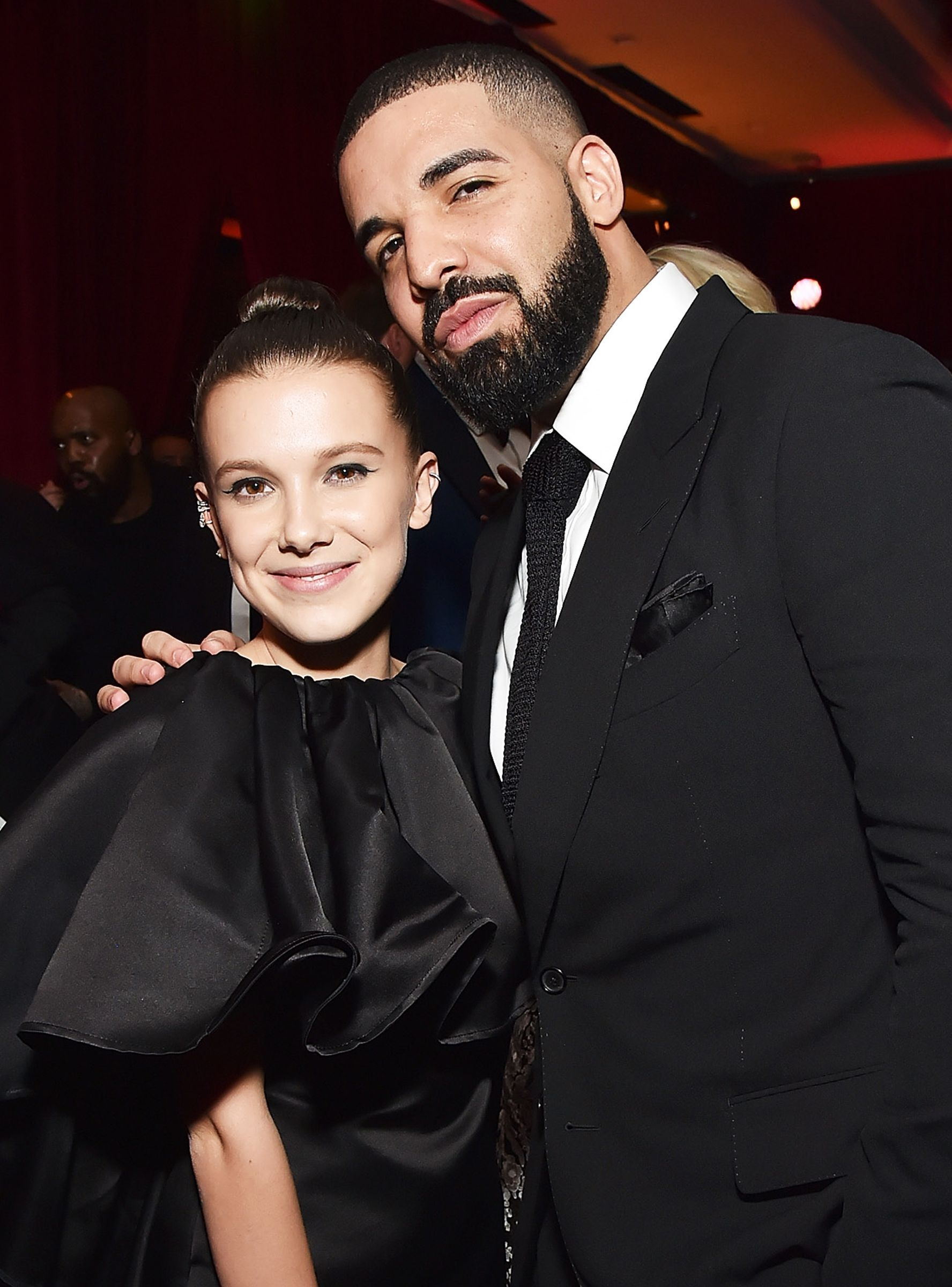 Millie Bobby Brown Doesn T Get Why Everyone S Being So Weird About