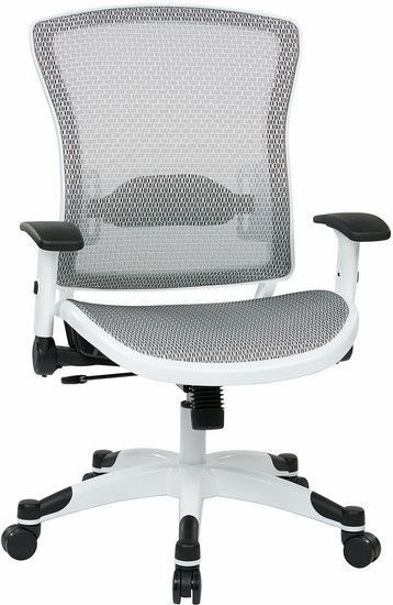 Office Mesh Task Chair White Best Office Chair Ergonomic Chair Ergonomic Office Chair