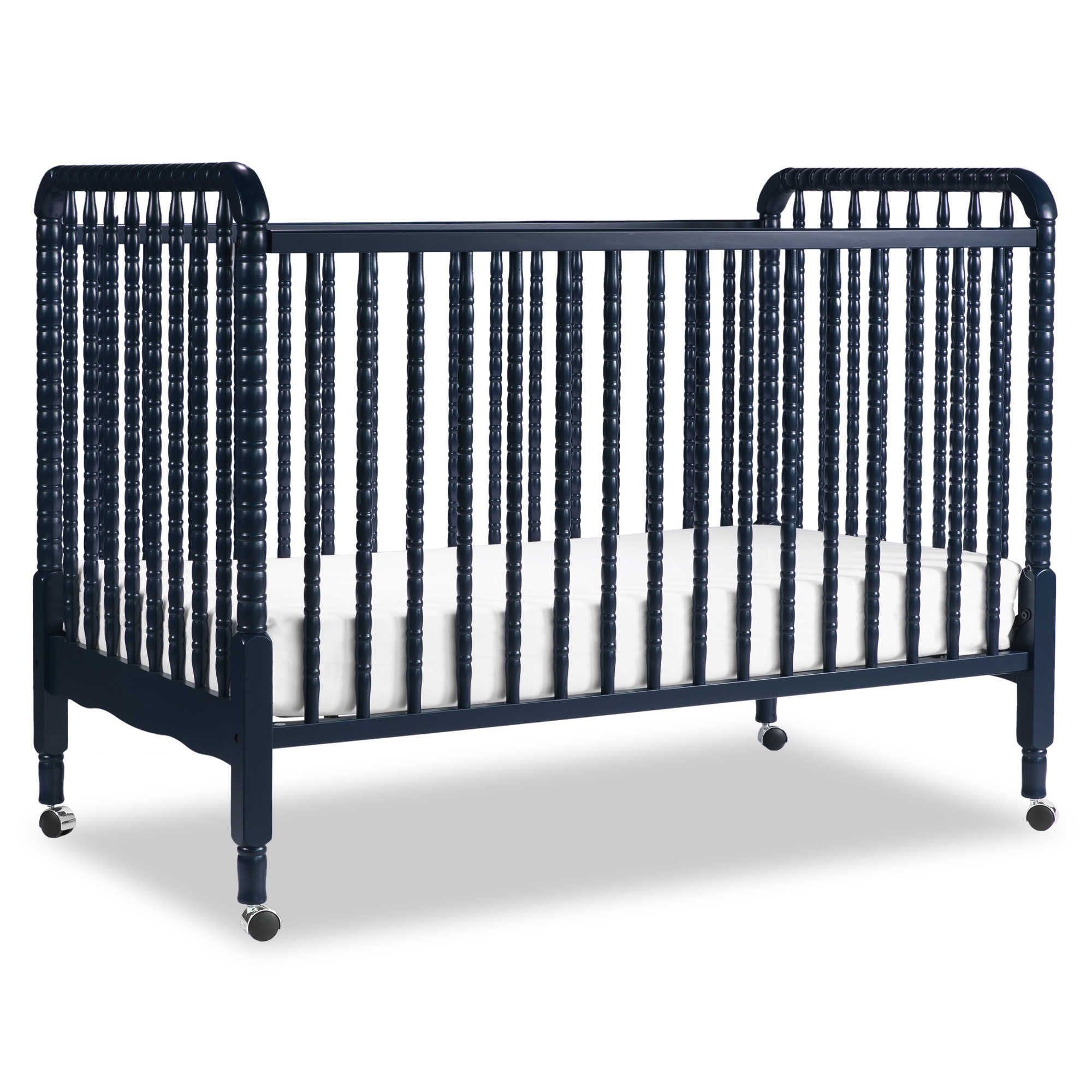 davinci conversion kit crib dp bed convertible com nursery cribs jenny white toddler lind in autumn amazon coversion