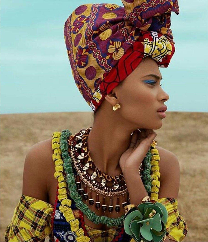 африканские головные фото реальной жизни классические
