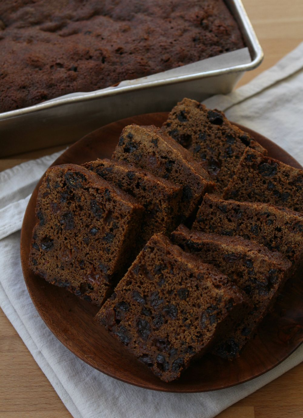 Gingerbread Fruitcake Dinner With Julie Recipe Fruit Cake Raisin Cake Dried Currants
