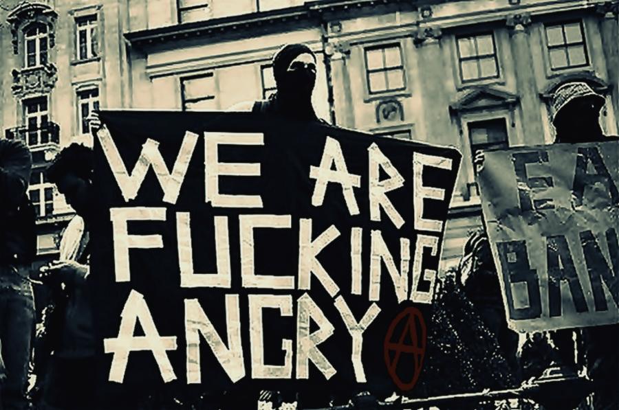 WE ARE FUCKING ANGRY by Quadraro.deviantart.com