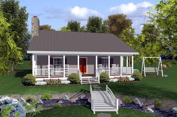 17 Best 1000 images about Small house plans on Pinterest Carriage