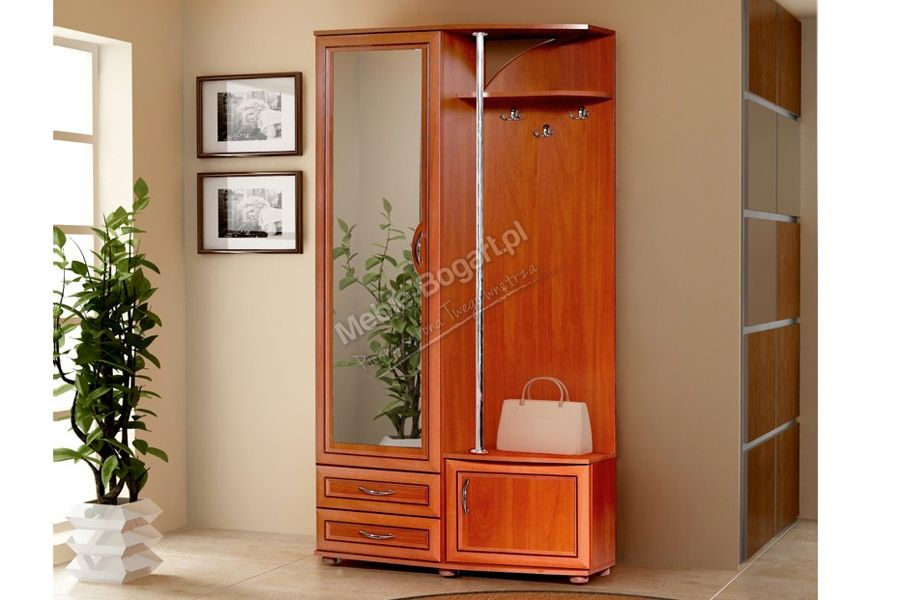 Garderoba Ii Szafka Przedpokoj Wlasny Projekt 4997364202 Oficjalne Archiwum Allegro Tall Cabinet Storage Storage Cabinet Decor