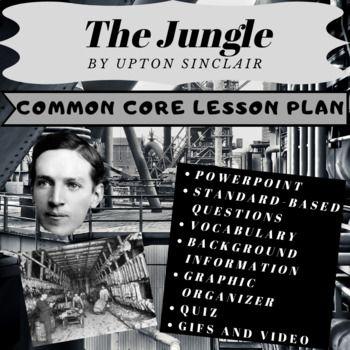 The Jungle Common Core Lesson Plan The Jungle Common Core Lesson Plan Level school Resources Art School Resources Resources Resource Planning Year Year Writing Tips writi...