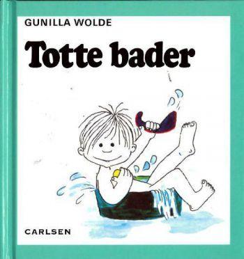 Godnathistorie Totte Bader Borneboger Barndom Barndomsminder