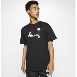 Photo of Nike Sb Skateboard-T-Shirt für Herren – Schwarz Nike
