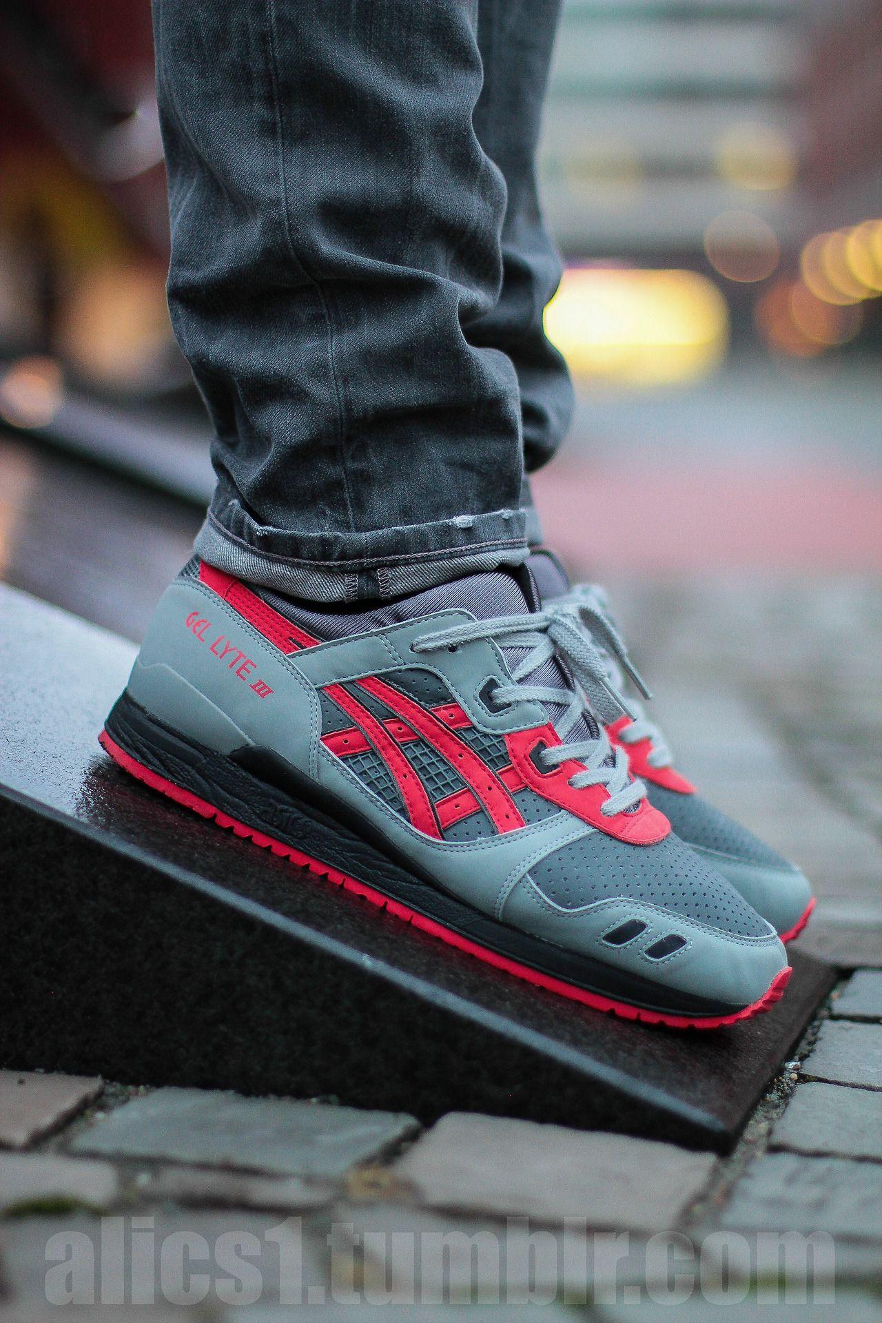 Sneakers. Asics Gel Lyte III's | Yummsy shoes | Asics schuhe