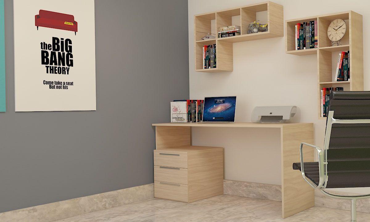 Sebastien Study Table | TV Sehpaları | Pinterest | Interiors ...